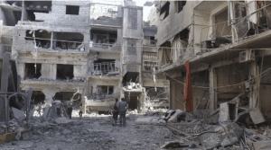 IIA blog - Why are Palestinian rights groups ignoring the tragedy of Yarmouk?