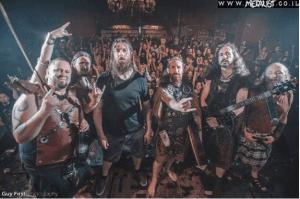 Irish Band Cruachan Says No To Cultural Boycotts