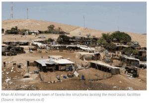 IIA blog - Khan Al Ahmar: Move will benefit the Jahalin people