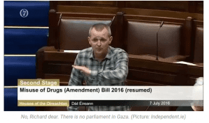 IIA blog - What Are Irish Politicians Asking About Israel?