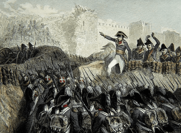 Stand with Israel - Ireland Israel Blog - Did an Irishman influence Napoleon to become a Zionist?