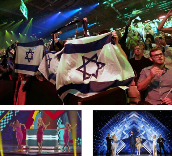 IIA Stand with Israel Blog -200 Million Viewers Celebrate Diversity, Tolerance and Openness in Israel