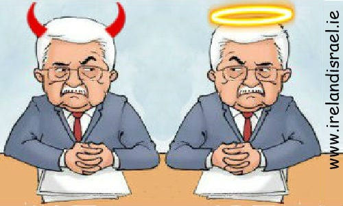 Which Mahmoud Abbas is the real one?