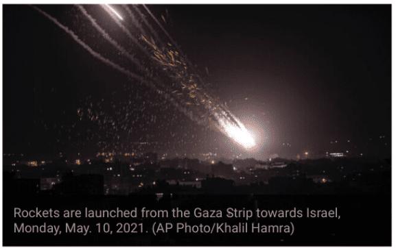 Gaza airstrikes on Israel