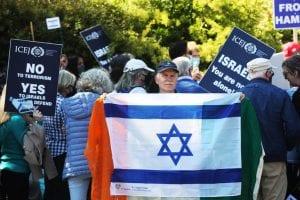 Ireland israel support rally (11)