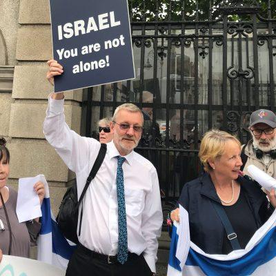 Ireland Israel Alliance pro Israel non profit organization Dublin